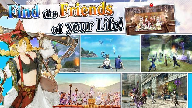 対戦RPG アヴァベルオンライン -絆の塔- スクリーンショット 4