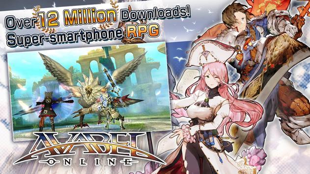 Online RPG AVABEL [Action] स्क्रीनशॉट 1