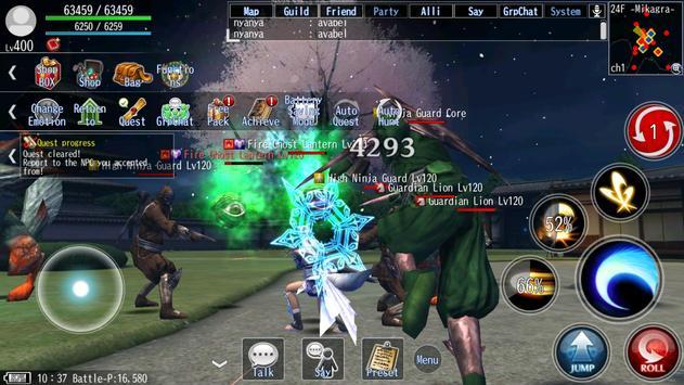 Online RPG AVABEL [Action] captura de pantalla 6
