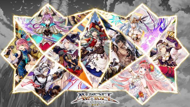 5 Schermata アヴァベルオンライン -絆の塔- アクションMMORPG