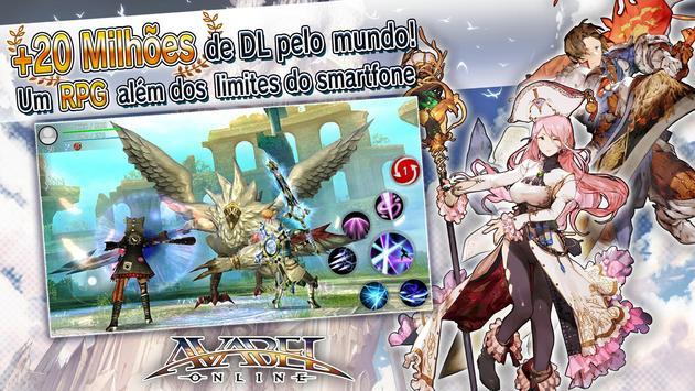 RPG AVABEL ação MMO online RPG imagem de tela 17