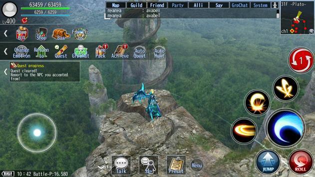 Online RPG AVABEL [Action] скриншот 7