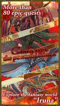 RPG IRUNA Online MMORPG скриншот 1
