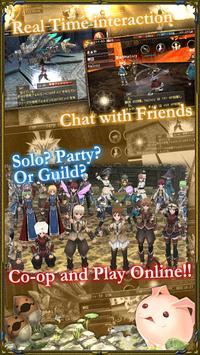 RPG IRUNA Online MMORPG screenshot 3