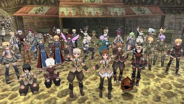 RPG IRUNA Online MMORPG скриншот 7