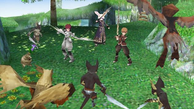 RPG IRUNA Online MMORPG скриншот 8