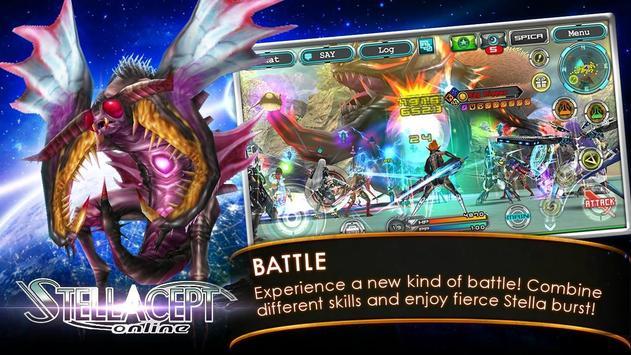 [SF]Stellacept Online[MMORPG] screenshot 1