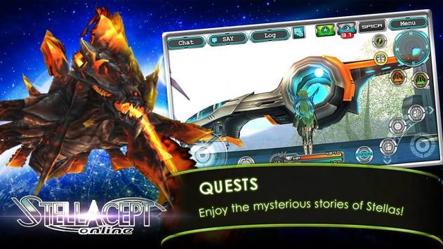 [SF]Stellacept Online[MMORPG] screenshot 4