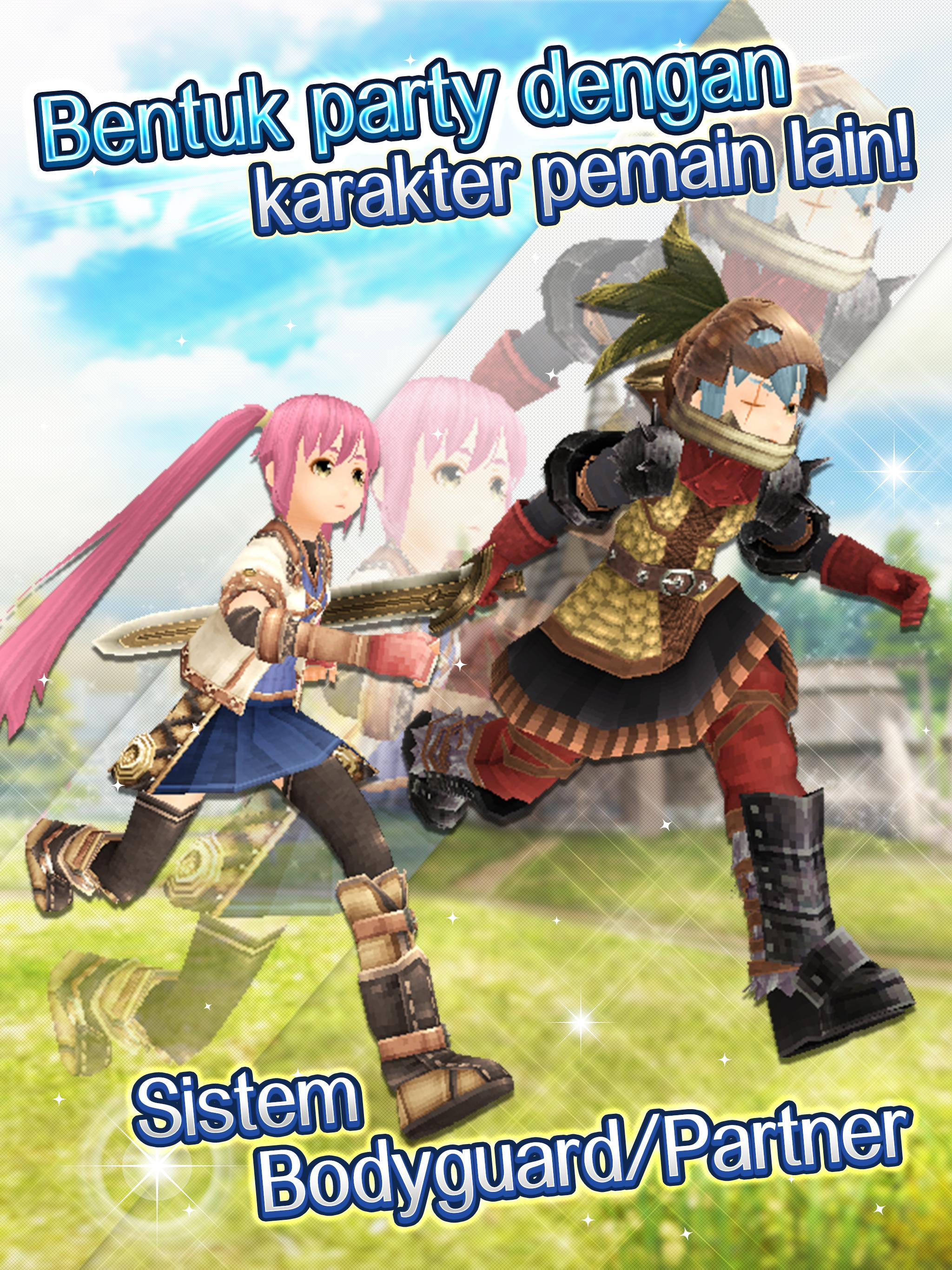 Toram Online MMORPG for Android - APK Download