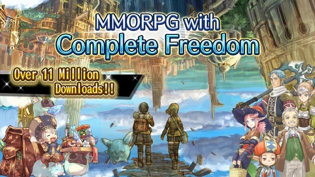 RPG Toram Online - MMORPG poster