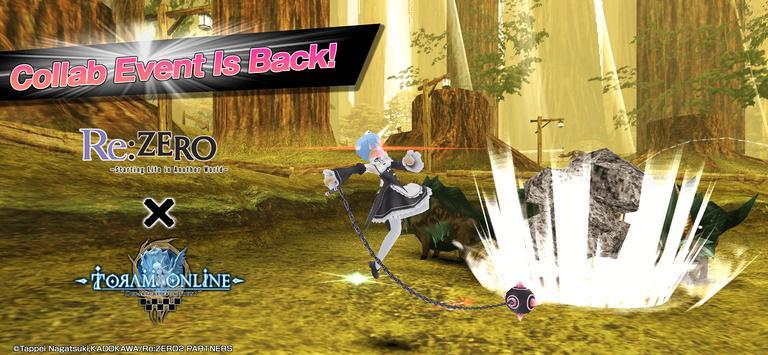 RPG Toram Online - MMORPG الملصق