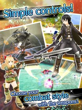 RPG Toram Online screenshot 11