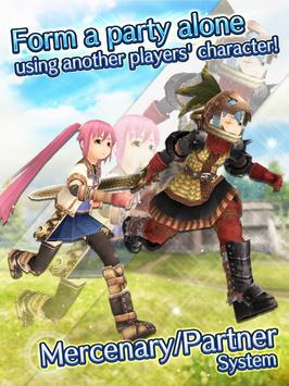 RPG Toram Online स्क्रीनशॉट 21