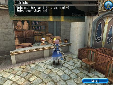 RPG Toram Online - MMORPG تصوير الشاشة 14