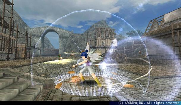 RPG Toram Online captura de pantalla 23