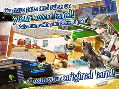 RPG Toram Online screenshot 2