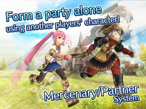 RPG Toram Online स्क्रीनशॉट 3