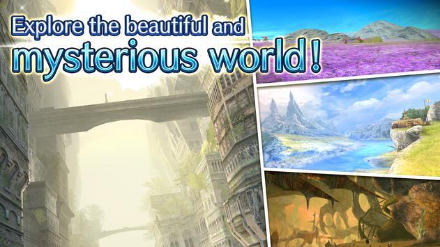 RPG Toram Online - MMORPG تصوير الشاشة 4