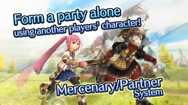 RPG Toram Online - MMORPG تصوير الشاشة 5