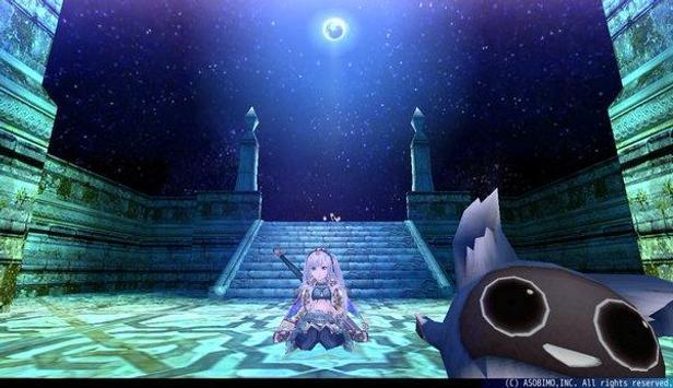 RPG Toram Online captura de pantalla 7
