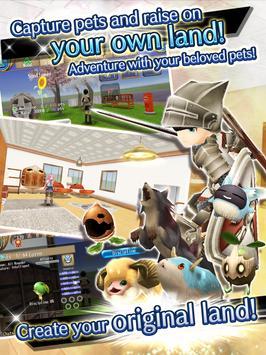 RPG Toram Online - MMORPG تصوير الشاشة 17