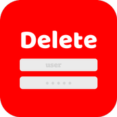 Delete Account icon