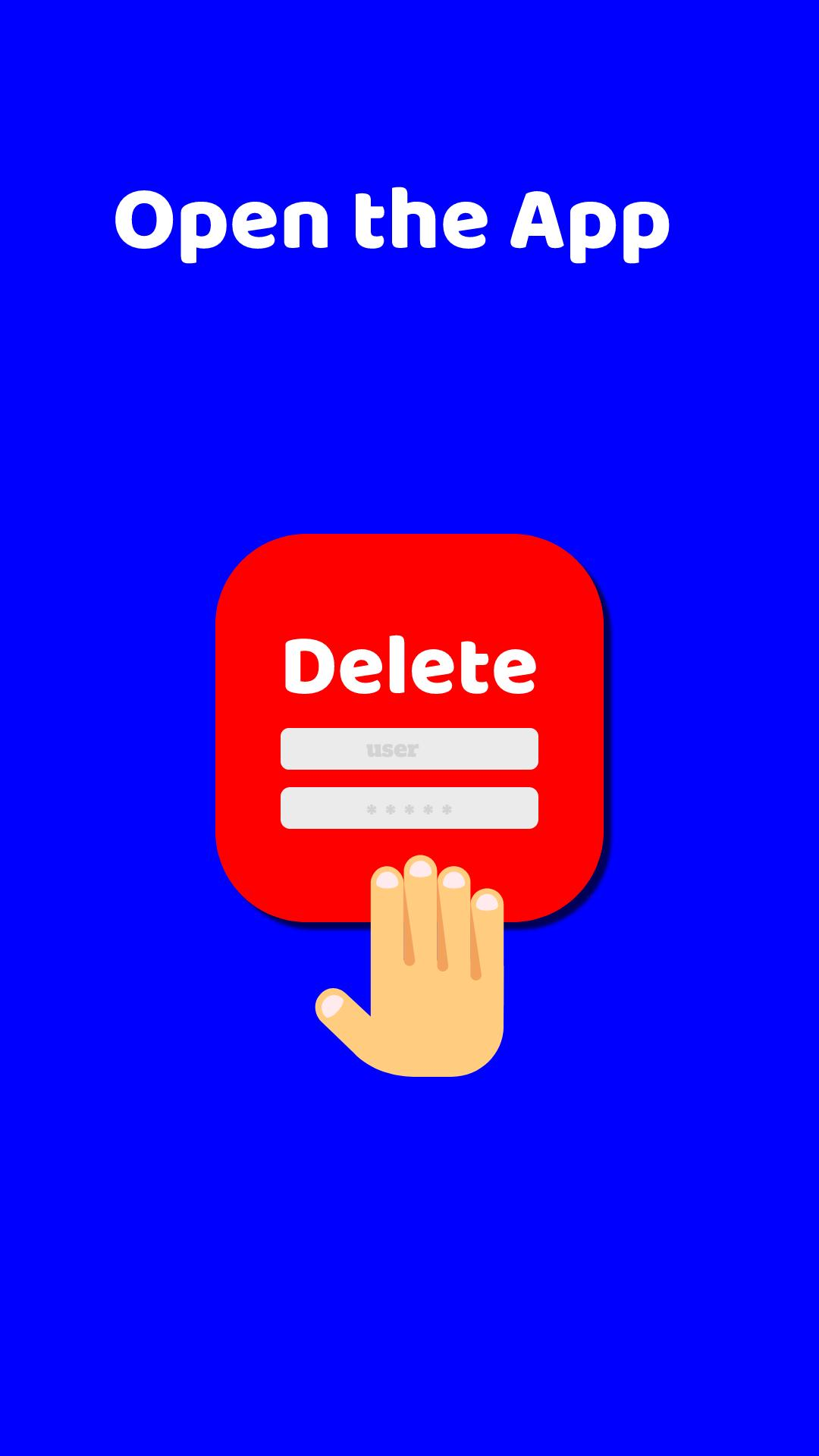 Delete Social Media Account for Android - APK Download