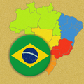 Brazilian States - Quiz about Flags and Capitals