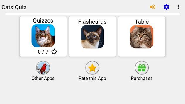 Cats Quiz screenshot 15