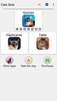 Cats Quiz screenshot 2