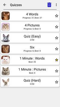 Cats Quiz screenshot 4