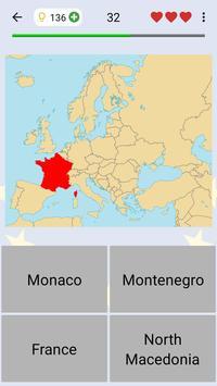 European Countries poster