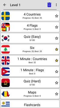 Flags of All Countries of the World: Guess-Quiz screenshot 6