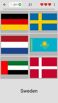 Flags of All Countries of the World: Guess-Quiz screenshot 8