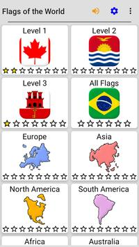 Flags of All Countries of the World: Guess-Quiz screenshot 2