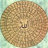 شرح أسماء الله الحسنى كاملة Zeichen