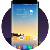 Note 8 theme for Huawei/Honor icon