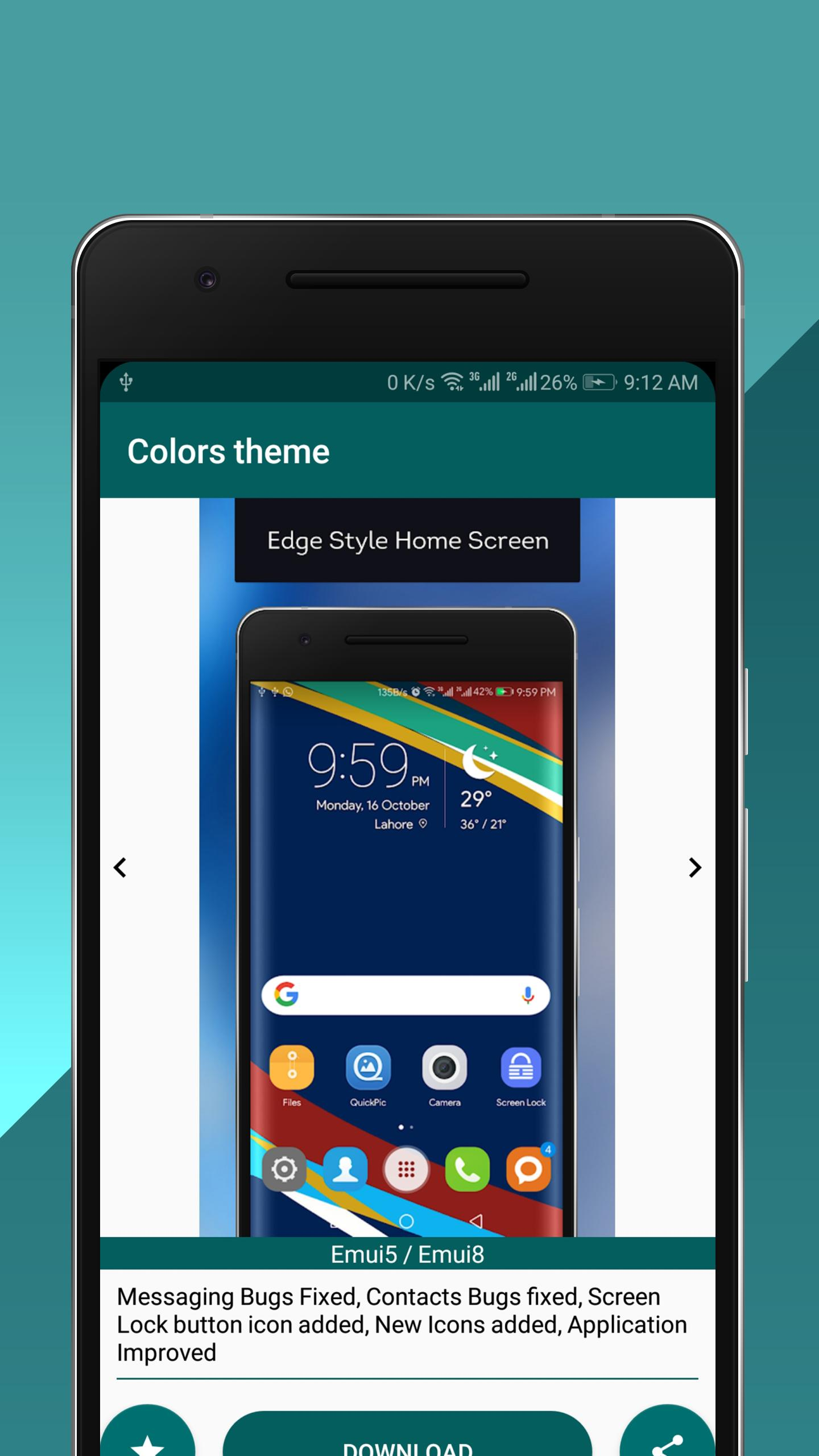 Theme Store for Android - APK Download
