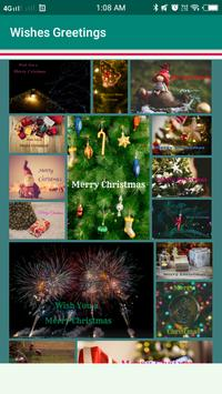 Christmas New Year 2019 Wishes Greetings poster