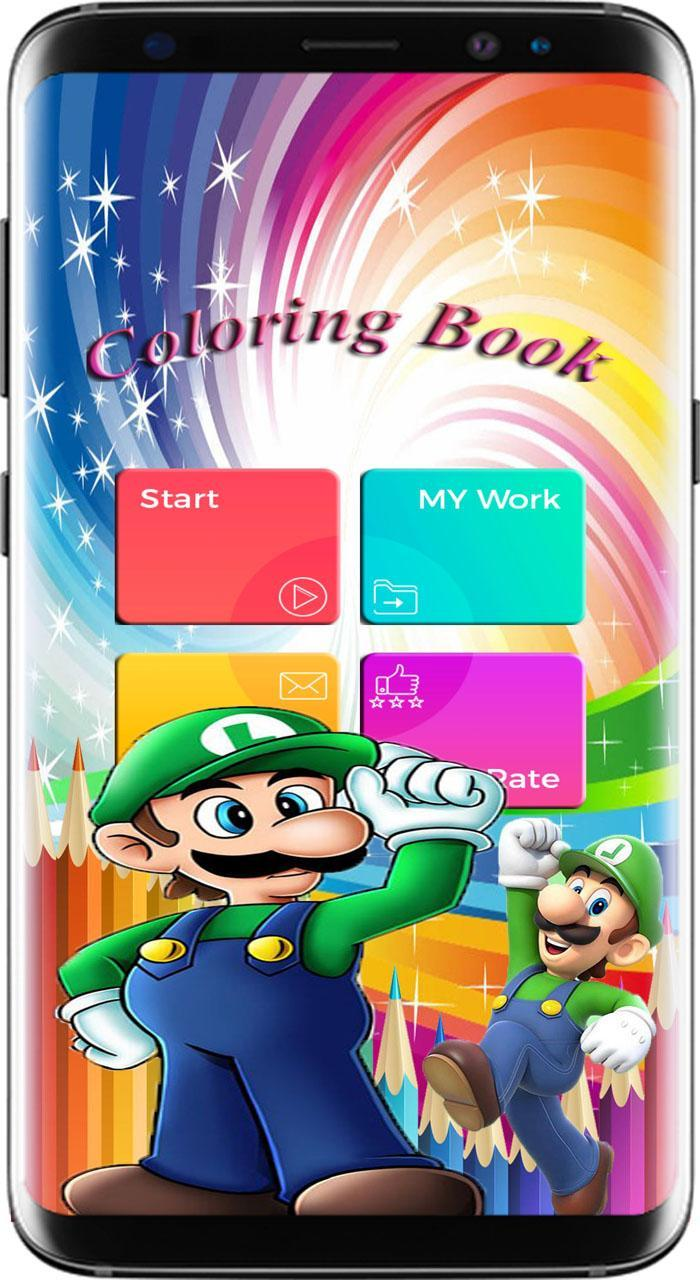 Coloriage Luigi S Mansion 3 For Android Apk Download