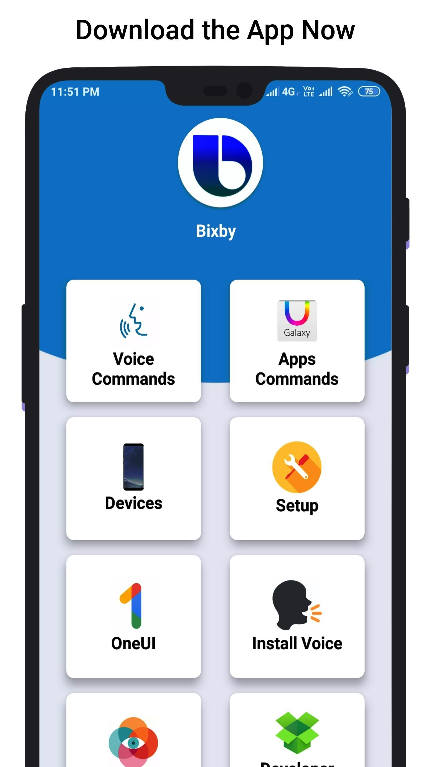 Bixby Home Commands - 3 0: Device commands for Android - APK