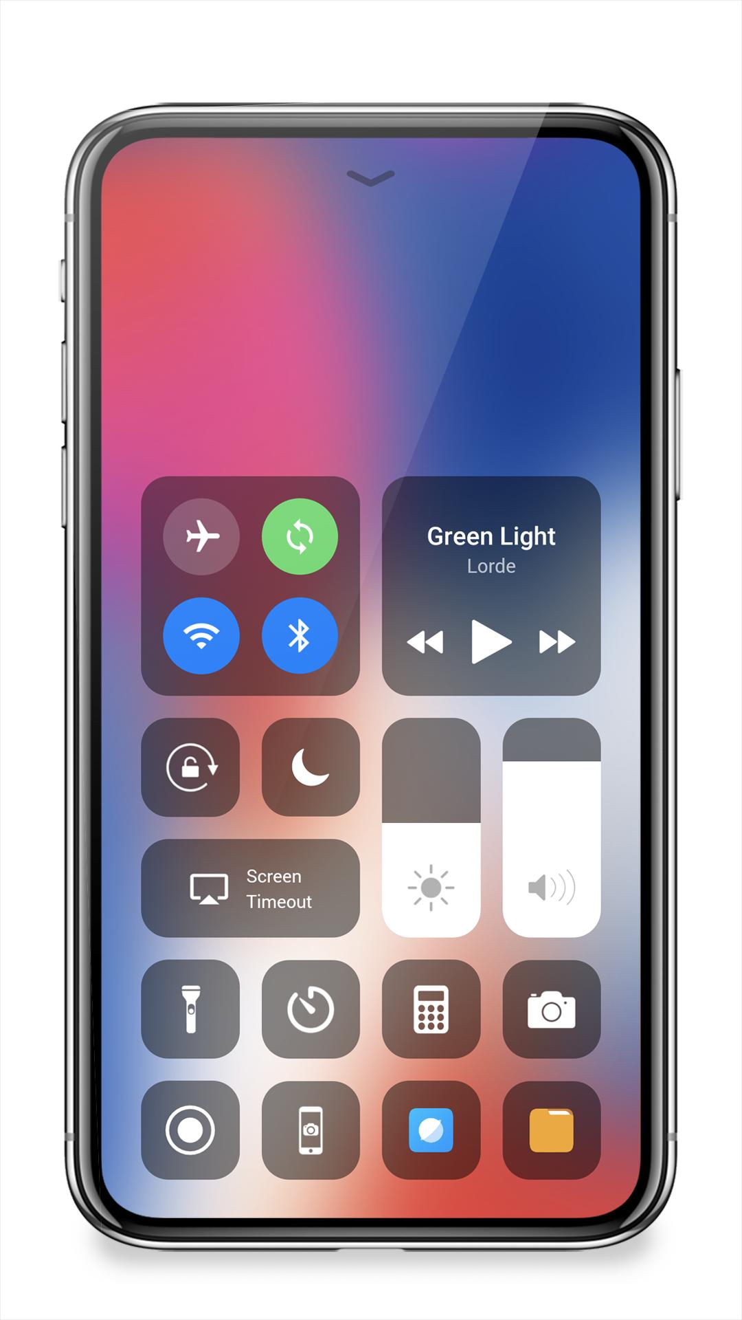 Control Center for Android - APK Download
