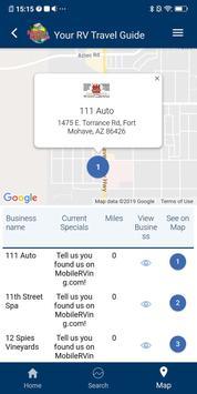 MobileRving screenshot 5