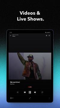 TIDAL ảnh chụp màn hình 11