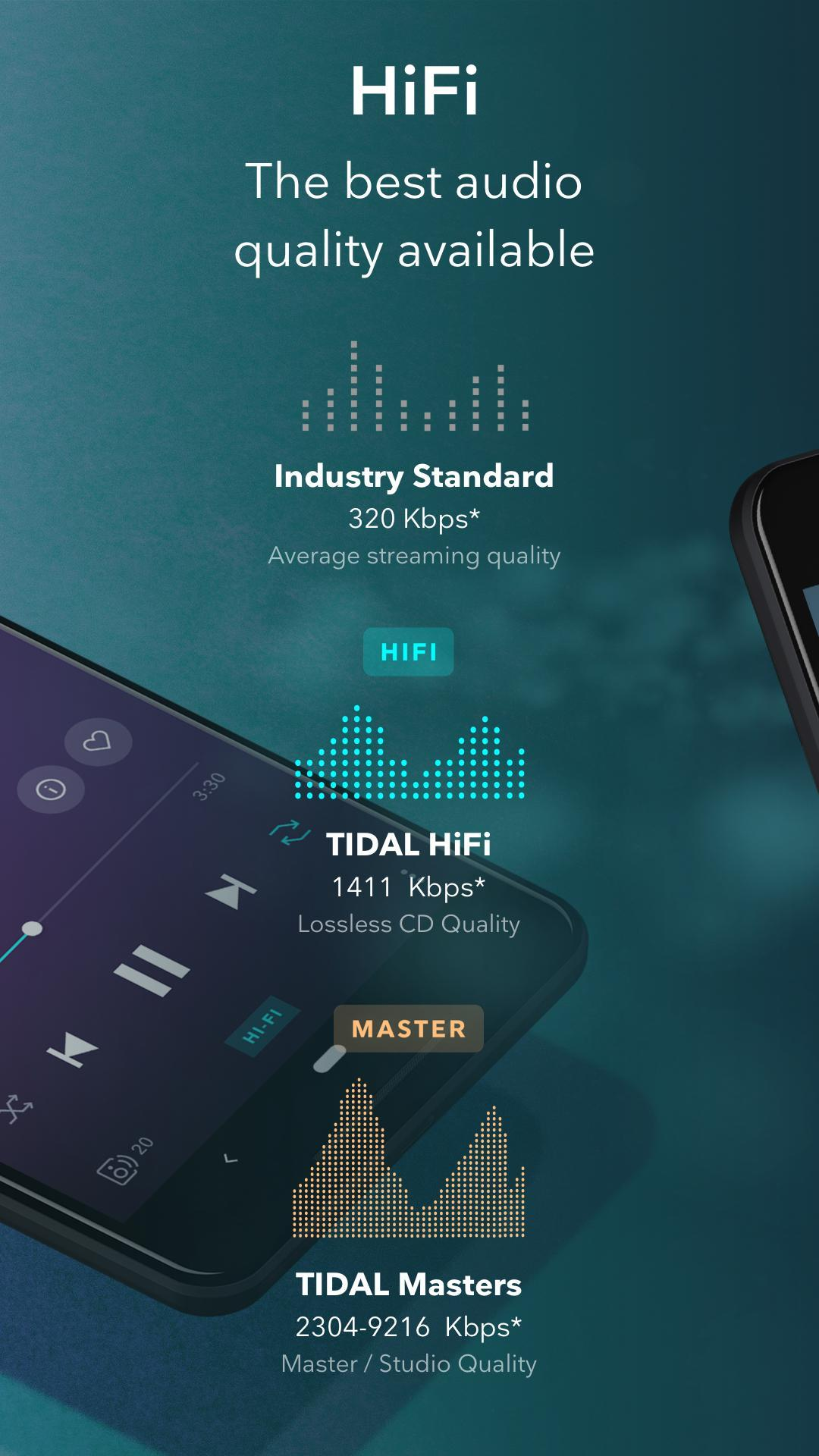 TIDAL for Android - APK Download