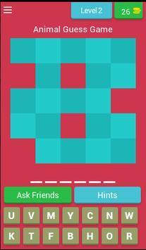 Guess Animal Game screenshot 2