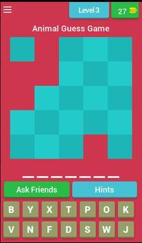 Guess Animal Game screenshot 3