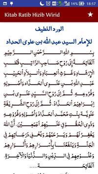 Kitab Ratib Hizib Wirid screenshot 13