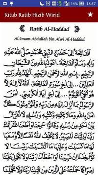 Kitab Ratib Hizib Wirid screenshot 18