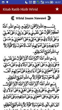 Kitab Ratib Hizib Wirid screenshot 4